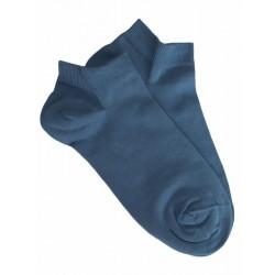 ALBERO Sockchen denimblau
