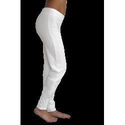 ALBERO Yogatousers naturweiss