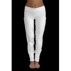 ALBERO Yoga trousers naturweiss