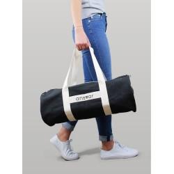 Melawear Sports Bag ansvar III antracite