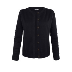 Melawear Woman's Cardigan Black