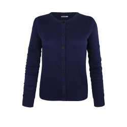 Melawear Woman's Cardigan Blue