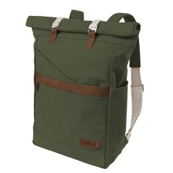 Melawear Backpack ansvar I Olive Green
