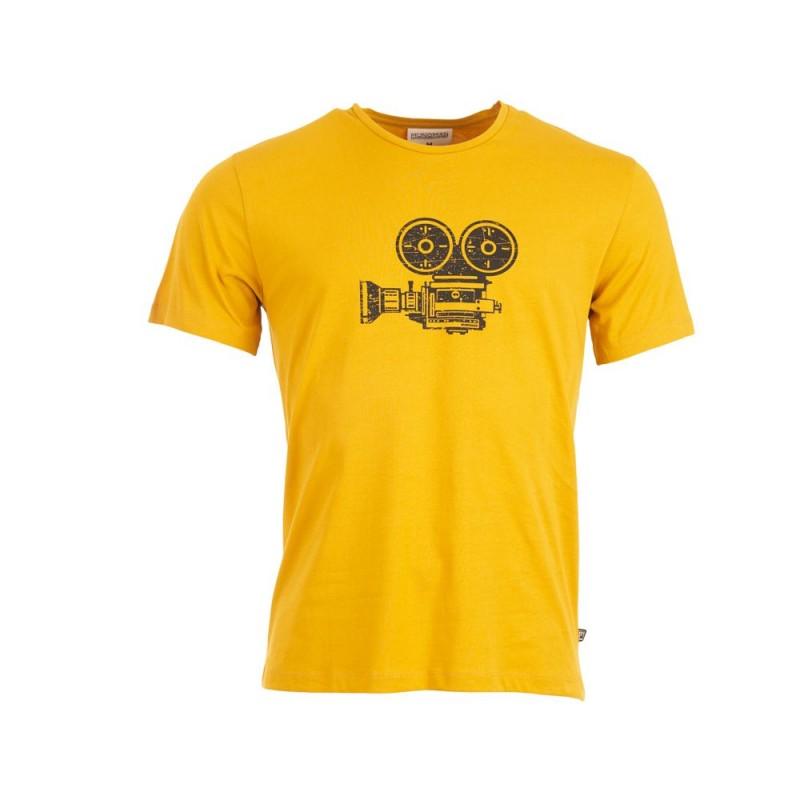 Munoman Shirt Tito Mustard Mustard