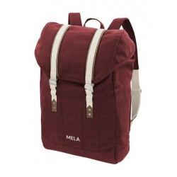 Melawear Backpack Mela V burgundy red