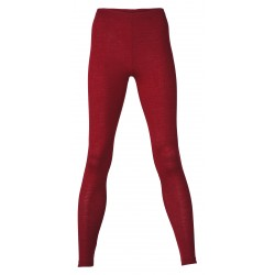 Engel Ladies' Leggings, fine Rib Malve