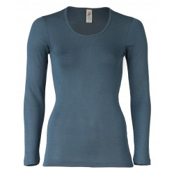 Engel Ladies' Shirt Long Sleeved  Atlantik