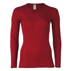 Engel Ladies' Shirt Long Sleeved  Malve