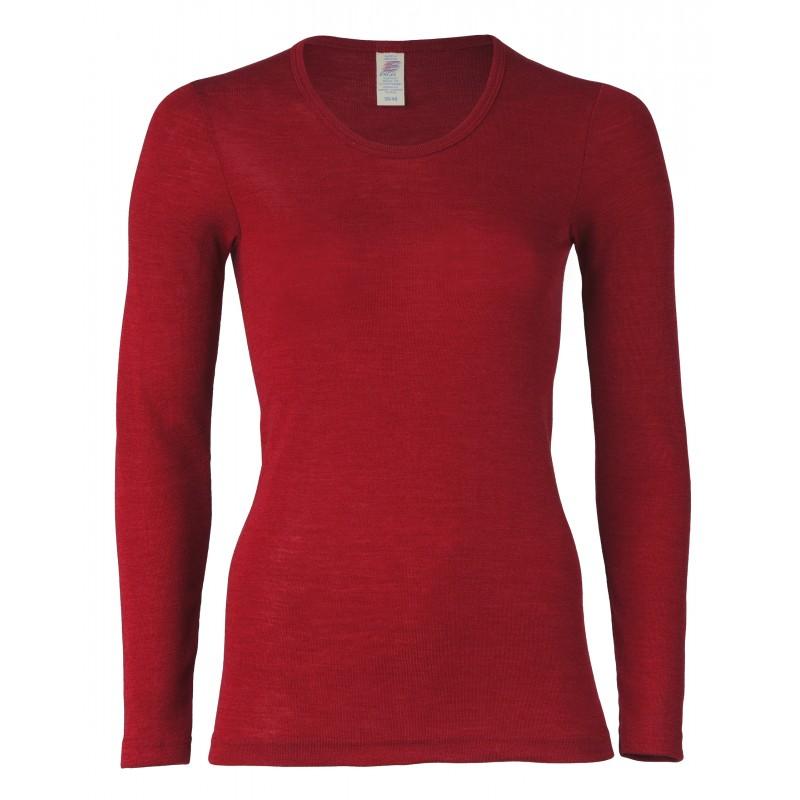 Engel Ladies' Shirt Long Sleeved  Malve