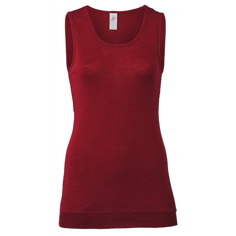 Engel Long-Shirt Sleeveless Malve