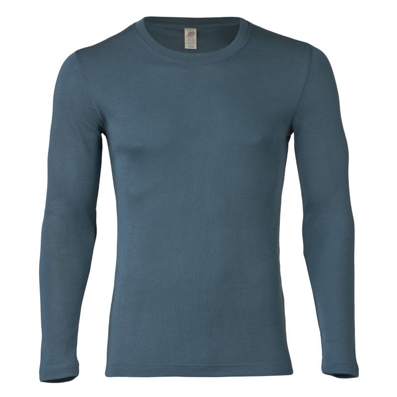 Engel Men's Shirt Long Sleeved Atlantik