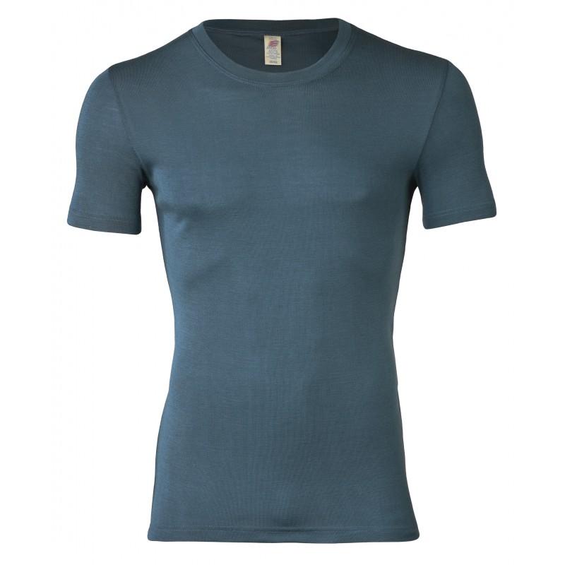 Engel Men's Shirt Short Sleeved Atlantik