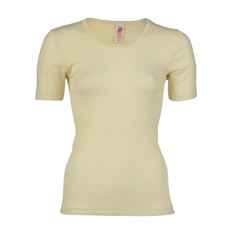 Engel Shirt Short Sleeved, Unisex natural