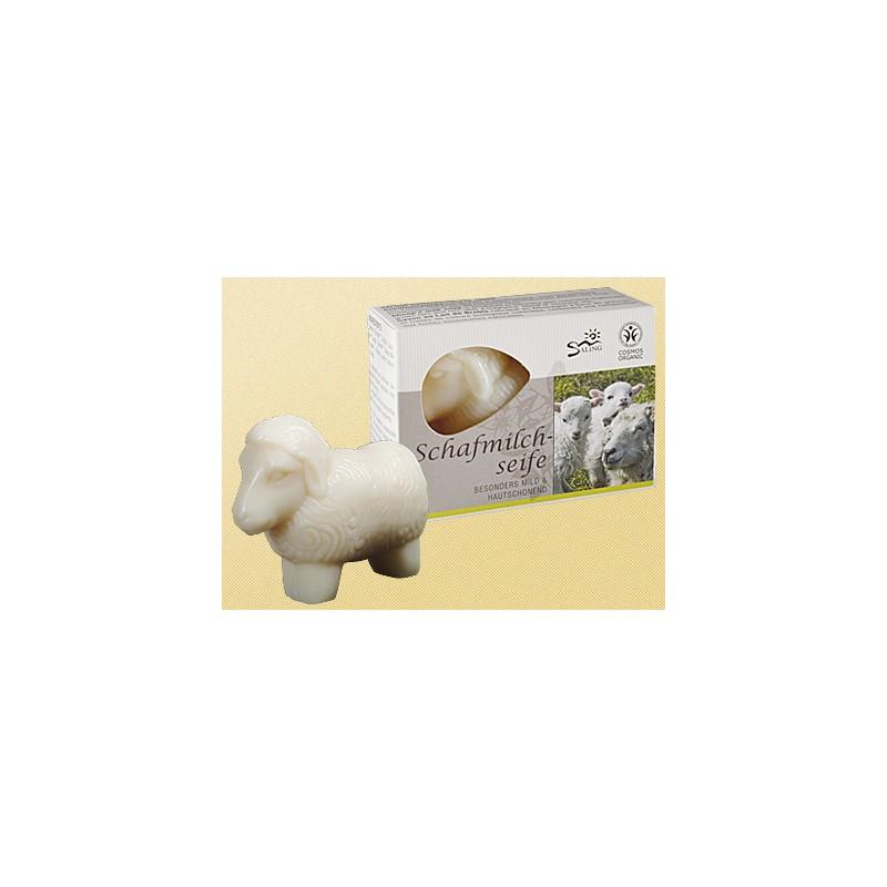 Saling Sheep Milk Soap White Sheep