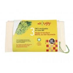 Ecodis XL Groente en Fruit zak