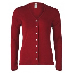 Engel Ladies' Cardigan Malve
