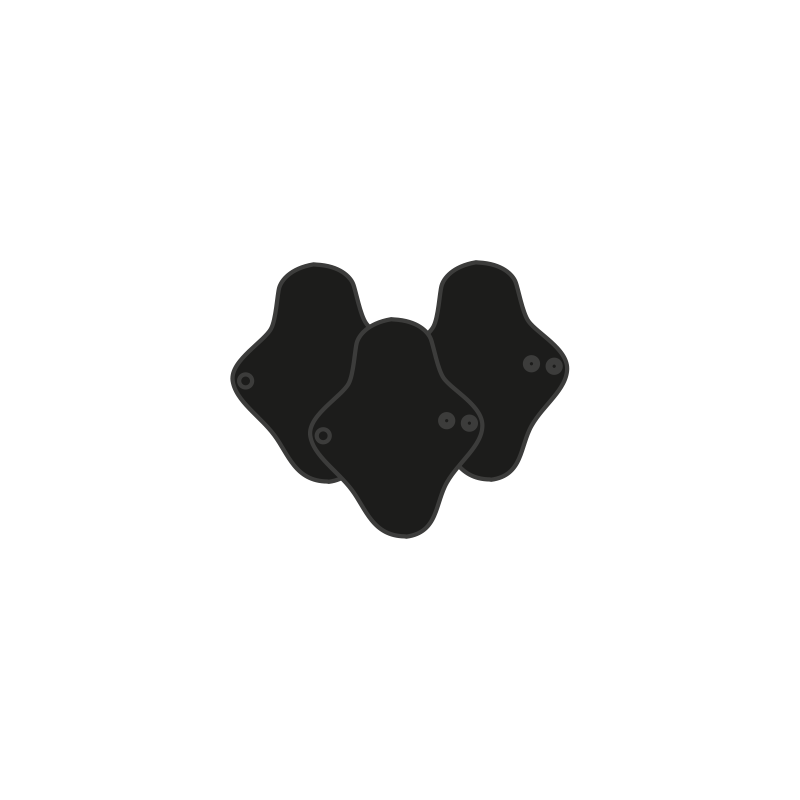 Mam Ecofit Regular Black  Black