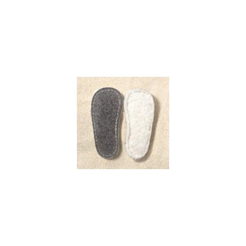 Pololo Soft Wollfleece Einlage vanaf maat 36/37 Valonea