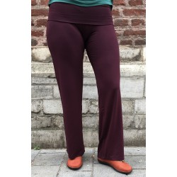 Bamboo Belgium Trouser high belt and high waist Winterbloom