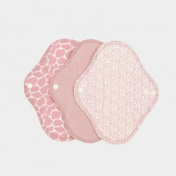 Imse Vimse Sanitary Pads Classic Panty Liner blossom per 3