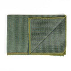 Flomax Decke Tilde farn/türkis