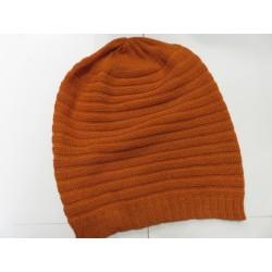 De Colores Mütze 100% Alpaka papaya