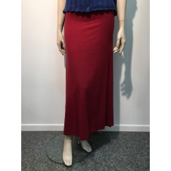 Up-Rise Alpujarra Skirt merlot