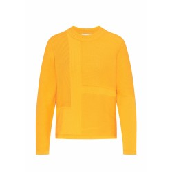 Recolution Frauen Crew Neck autumn yellow