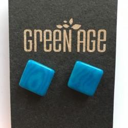 Green Age Tocuadri small Turquoise