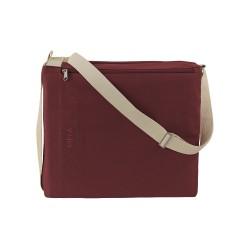 Melawear DIYO Slingbag burgundy red