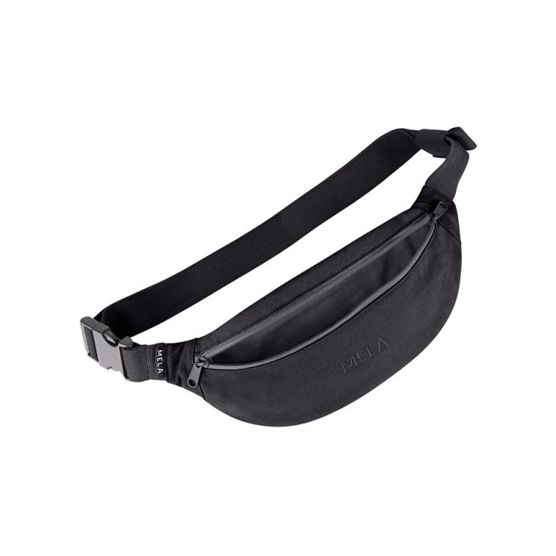 Melawear Mogli Hip Bag all black