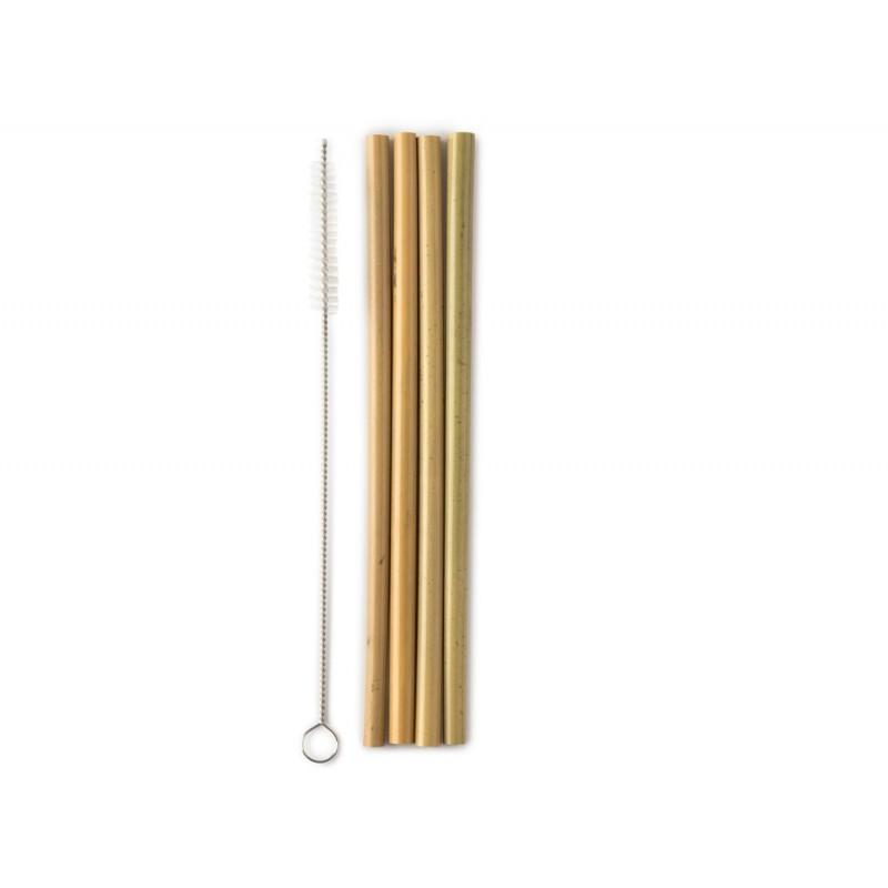 Humble Brush Bamboe Rietjes 4st