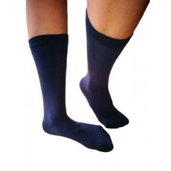 ALBERO Sokken dunkblau