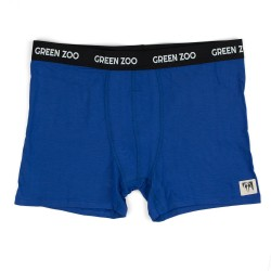 Green Zoo Men's Boxer Shorts Adam hip blue