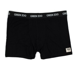 Green Zoo Men's Boxer Shorts Adam black