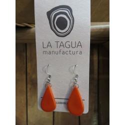 La Tagua Liliaret oranje silber 92