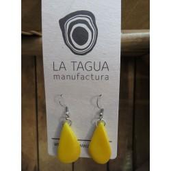 La Tagua Liliaret geel silber 92