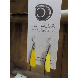 La Tagua Rakeret geel silber 92