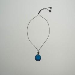 La Tagua Chiloe blauw-donkerblauw