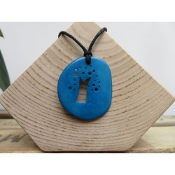 La Tagua Terra blauw