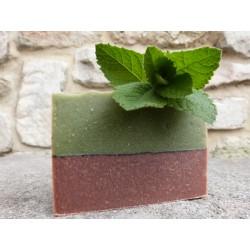 Meldura Green Chocolade Munt Zeep