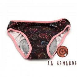 La Renarde Culotte Menstruelle La CLassique Dandelion