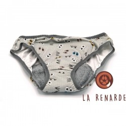 La Renarde Culotte Menstruelle La Classique Pattes