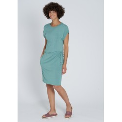 Recolution EcoVero Shirtdress light eukalyptus