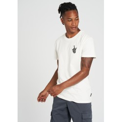 Recolution Casual T-Shirt Crossedfingers white