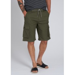 Recolution Cargo Shorts dark olive