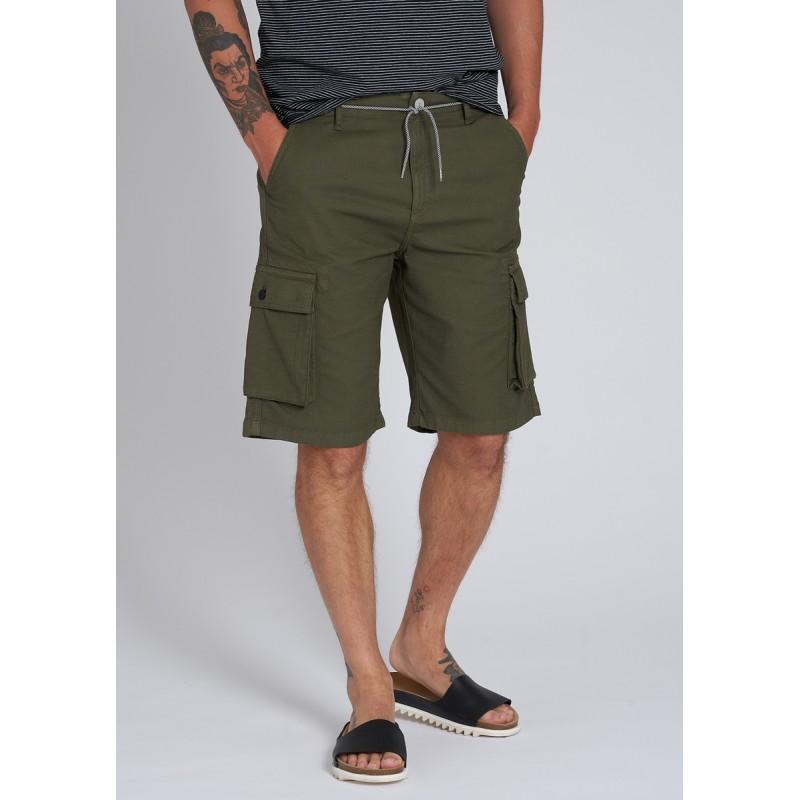 Recolution Cargo Shorts dark olive