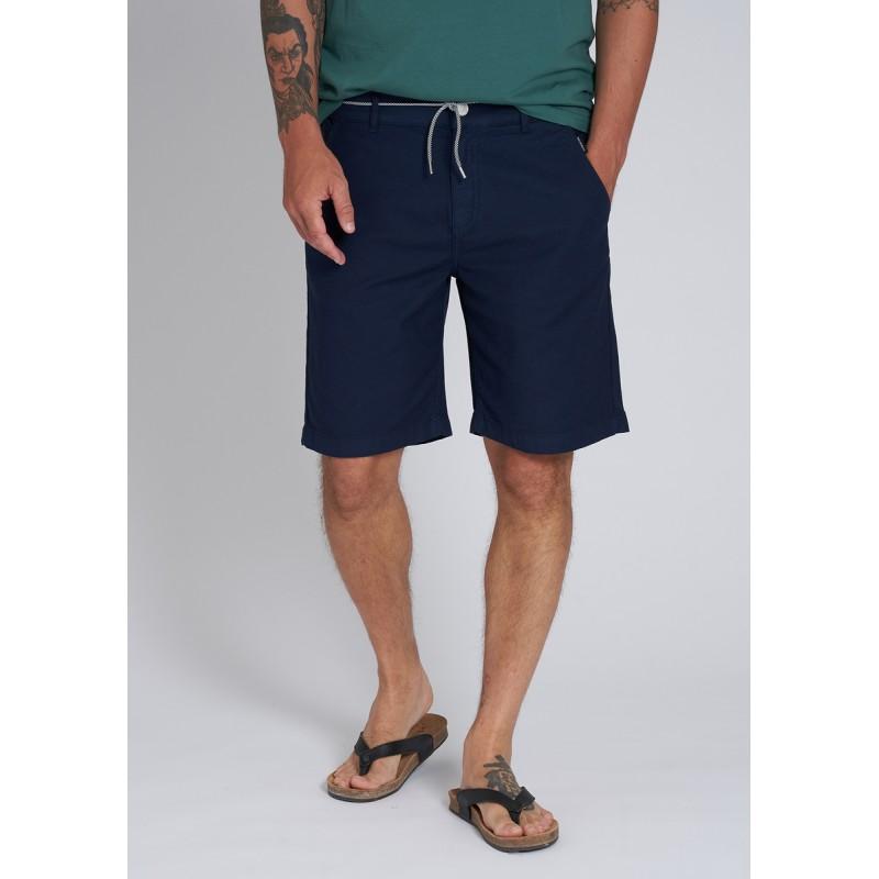 Recolution Canvas Shorts navy