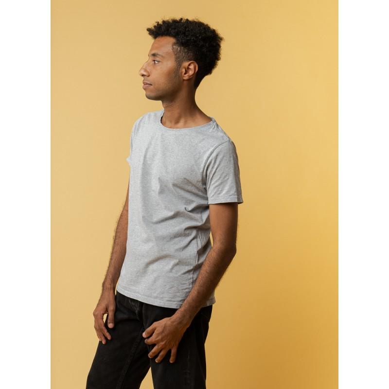 Melawear Men's T-shirt Basic grey-blend