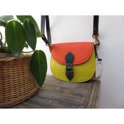 Soruka Handtas geel-oranje